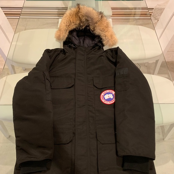 Canada Goose Other - Canada goose expedition parka in black size large 2828bae5e0
